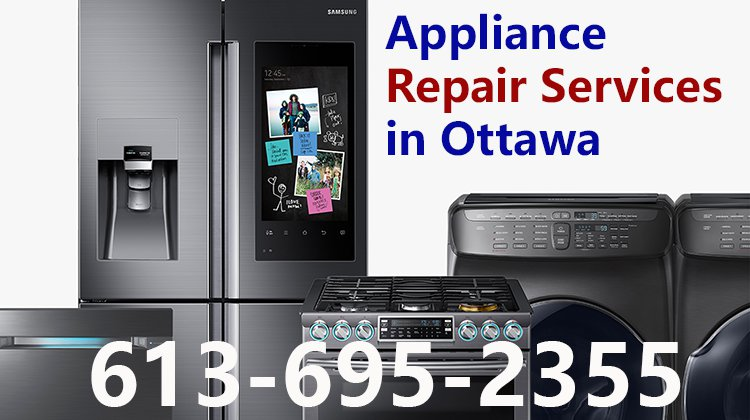 Appliance Repair Service in Ottawa